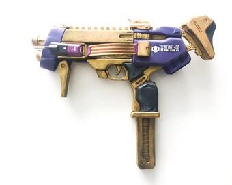 Overwatch Sombra Gun
