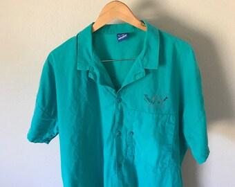 80's OP Camp Collar Shirt