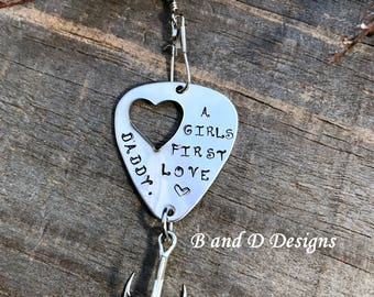 Father's Day - Wedding Personalized Fishing lure for that special someone in your life