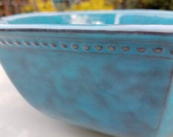 Vintage Italian PV pottery bowl