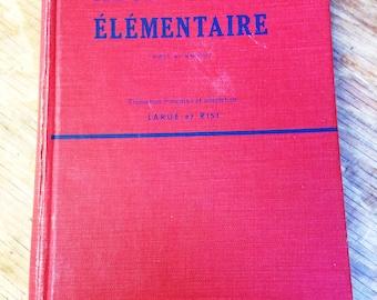 Algebra vintage manual 1957