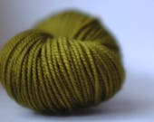 LIVINGSTON MERINO, 5 available, Caelifera, ~102g, batch 150917, superwash merino yarn, hand-dyed, dk, heavy sport yarn