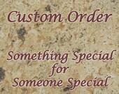 Custom Kyanite and Labradorite Mala for Veronica