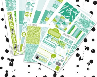 Joy // Weekly Planner Sticker Kit