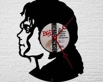 Michael Jackson Record Clock