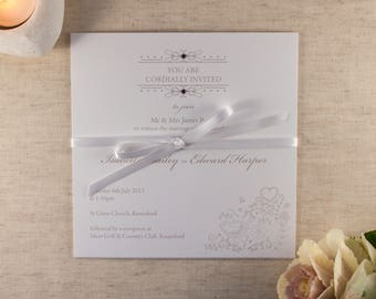 FLORENCE // Wedding Stationery // Invitation