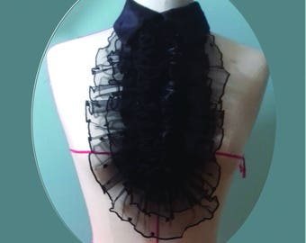 collar with crop
