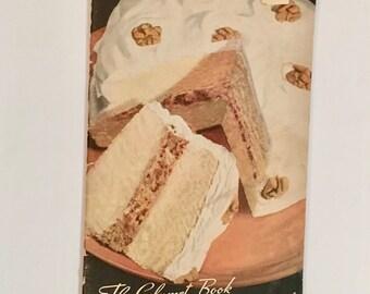 Vintage Cookbook: The Calumet Book of Oven Triumphs!/ Calumet Baking Powder 1934/ Baking Recipes/ 1930s Recipes