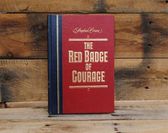 Hollow Book Safe - The Red Badge of Courage - Hollow Secret Book