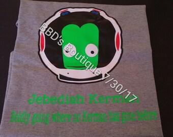 Jebediah Kerman Child's shirt | Kerbal Space Program shirt | Alien shirt