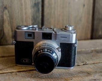 Vintage Camera vintage photography camera decor Samoca LE Camera