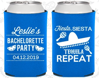 Fiesta Siesta, Tequila Repeat, Unique Bachelorette Gift ideas, Mexican Bachelorette Party Gifts, Mexico Bachelorette Gifts (60003)