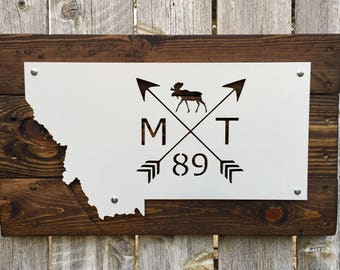 Montana Metal Arrows