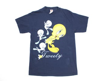 Vintage Tweety Bird Looney Tunes T-shirt