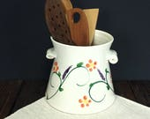 Ceramic crock for cooking...