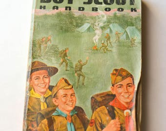Boy Scout Handbook, 1965