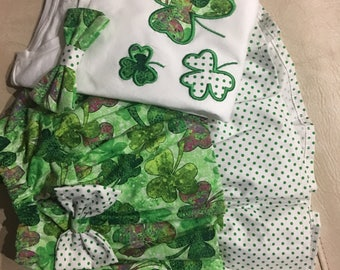 St Patrick day outfit