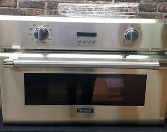 """Thermador 30 """" Professional Stainless Steel Single Wall Oven NIB"""