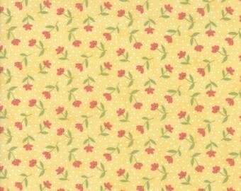 Farmer's Daughter - Bloom Toss  Sunshine by Vanessa Goertzen of Lella Boutique for Moda, 1/2 yard, 5051 14