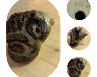 Stoneware Barbara Adam Poole Pottery DoorMouse