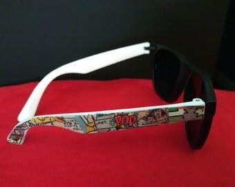 Comic Book Sunglasses