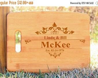 SALE - Personalized cutting board, wedding gift, cutting board, engraved cutting board, wood cutting board, Christmas gift, cutting board, g
