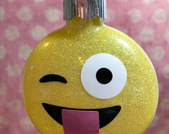 Emoji ornaments