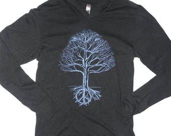 Peace Tree Lightweight Pullover Hoodie