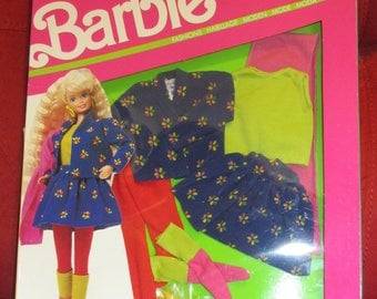 Barbie United Colors of Benetton 9474 NRFB