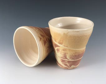 Pair of small tumblers