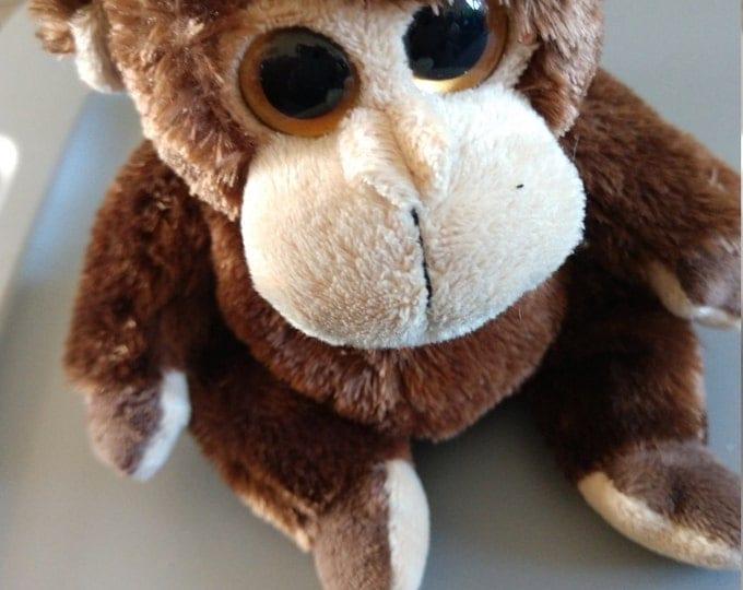 Vines the Monkey - Ty Beanie Babies - 2014