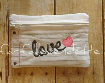 Paper Love Bag