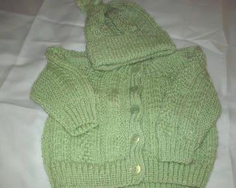 Infant Sweater set