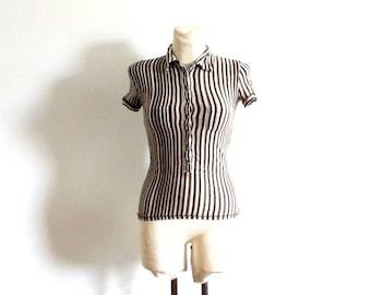 MAXMARA / Vintage top / Size S