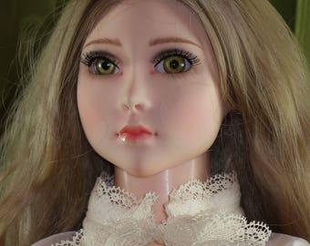 factory face-up for Claudette head
