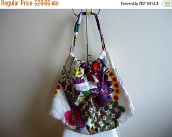 50% OFF Really Nice Handmade Cotton Shoulder Bag