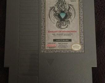 Wizardry: Knights of Diamonds Second Scenario (NES)