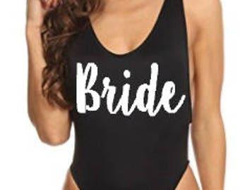 Bride One Piece Swimsuit