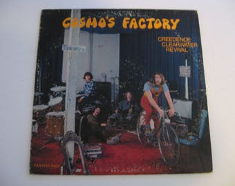 Creedence Clearwater Revival - Cosmo's Factory - Circa 1970
