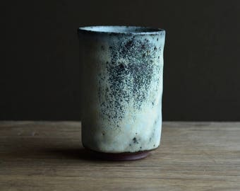 Yunomi - tea cup. Made from local native clay from The Dingle Peninsula. #222