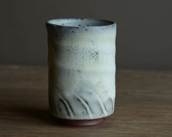 Yunomi - tea cup. Made from local native clay from The Dingle Peninsula. #240