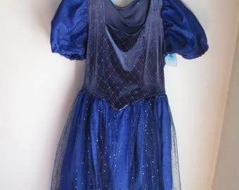 Fairy Costumes - Wings - Blue Fairy - Two Costumes Available - Wonderful - Layered - Size 8 to 10 -  LOOK at our other Costumes!