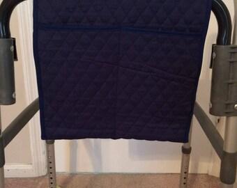 Walker Caddy Bag (navy blue)
