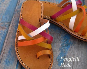 Sandals barefoot size 31 leather for girl