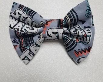 Star wars hair bow
