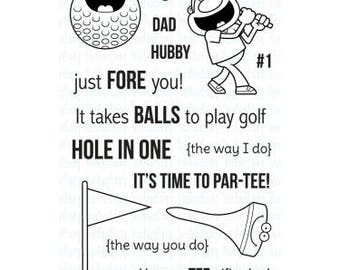 Your Next Stamp-Tee Time