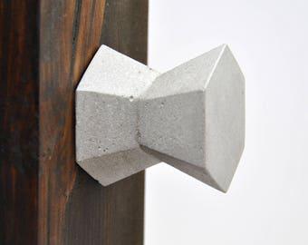 Large concrete doors knobs | handles | Closet knobs | Concrete handles | Modern handles | Minimalist decor | Concrete decor