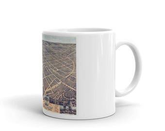 Coffee Mug - Lexington Kentucky 1871