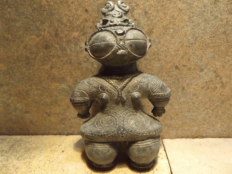 Doğu Statue japanische Skulptur Jomon Kunst Alten Ausländer