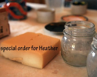 special order for Heather